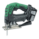 Hitachi CJ18DL 18V Cordless Jigsaw Kit
