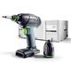 Festool 564618 15V 5.2 Ah Cordless Lithium-Ion Mid-Handle Drill Driver (Bare Tool)