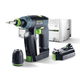 Festool 564534 10.8V 2.6 Ah Cordless Lithium-Ion 3/8 in. Drill Driver