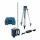 Bosch GRL500HCK Self-Leveling Horizontal Rotary Laser Kit