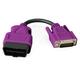 NEXIQ Technologies 442023 OBD II Adapter Cable for US13 MACK/Volvo Trucks