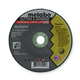 Metabo 655282000-10 7 in. x 1/8 in. A24T Type 27 Pipeline Grinding/Notching/Cutting Wheels (10-Pack)