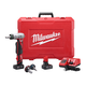 Milwaukee 2432-22XC M12 ProPEX 12V Cordless Lithium-Ion Expansion Tool Kit with 2 XC Batteries