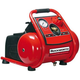 Factory Reconditioned Rockworth RW1503TP-CP 1.5 HP 3 Gallon Oil-Free Trim Plus Hand Carry Air Compressor