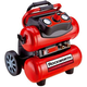 Factory Reconditioned Rockworth RW1504ST-CP 1.5 HP 4 Gallon Oil-Free Twin-Stack Air Compressor