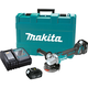 Makita XAG03M 18V LXT 4.0 Ah Cordless Lithium-Ion 4-1/2 in. Brushless Cut-Off/Angle Grinder Kit