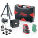 Leica 817857 180 Degree Green Cross Line Laser Pro Kit