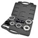 Lisle 17350 6-Piece Pipe Stretcher Kit