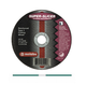 Metabo 655995000-500 Bundle Pack - 500 6 in. x 0.045 in. A60XP Type 1 SUPER-SLICER Extreme Performance Cutting Wheels and a FREE WE14-150 6 in. Grinder