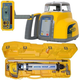 Spectra Precision LL300S-2 LL300S Laser Level Package with Alkaline Batteries and GR151 Rod (Inch)