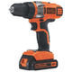 Factory Reconditioned Black & Decker LDX220CR 20V MAX Cordless Lithium-Ion 3/8 in. Drill Driver
