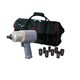 Ingersoll Rand 2145QIMAXK 3/4 in. Quiet Composite Impact Wrench Kit