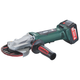 Metabo 613070520 18V 5.2 Ah Cordless Lithium-Ion 5 in. Non-Locking Flat Head Grinder Kit