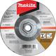 Makita A-96001-5 INOX 6 in. x 1/4 in. x 5/8-11 in. Grinding Wheel (5-Pack)