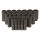 Grey Pneumatic 1726MD 26-Piece 1/2 in. Drive Deep Length Metric Socket Set