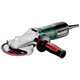 Metabo 613060420 WEF9 - 125 5 in. 8 Amp Pro Series Flat-Head Angle Grinder