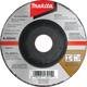 Makita A-95956-25 INOX 4-1/2 in. x 1/4 in. x 7/8 in. Grinding Wheel (25-Pack)