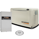 Generac 6051 Guardian Series Air-Cooled 10kW 120/240V Single Phase Steel Residential Generator with Nexus Smart Switch (CARB)