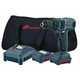 Ingersoll Rand D1130-K2 12V Lithium-Ion 3/8 in. Cordless Drill Driver Kit (2 Ah)
