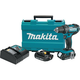 Makita XFD10R LXT 18V 2.0 Ah Cordless Lithium-Ion 1/2 in. Compact Drill Driver Kit