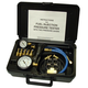 S&G Tool Aid 33980 Fuel Injection Pressure Tester with Two Gauges in Storage Case