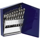 Irwin Hanson 63221 21 Pc. Cobalt High Speed Steel Drill Bit Set
