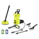 Karcher 1.602-317.0 1,600 PSI 1.25 GPM Electric Pressure Washer