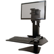 Victor DC300 High Rise Sit-Stand Desk Converter