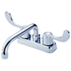 Danze D100353 Melrose 2-Handle Wristblade Handle Laundry Faucet (Chrome)
