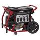 Powermate PM0148000 8,000 Watt Portable Generator with Electric Start