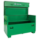 Greenlee 3360 34-1/2 cu-ft. 60 x 30 x 33 in. Flat Top Storage Box