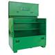 Greenlee 4860 50 cu-ft. 60 x 30 x 48 in. Flat Top Storage Box