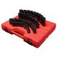 Sunex Tools 2699 1/2 in. Drive 39 Piece Metric 12 Pt Master Impact Socket Set
