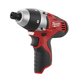 Milwaukee 2455-20 M12 12V Cordless Lithium-Ion No Hub Impact Driver (Bare Tool)
