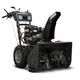 Briggs & Stratton 1696156 250cc 27 in. Steerable Dual Stage Medium-Duty Gas Snow Thrower with Electric Start