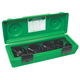 Greenlee 835 13-Piece Bi-Metal Hole Saw Kit for 1/2 in. to 4 in. Conduit