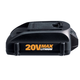 Worx WA3525 20V Max 2.0 Ah Lithium-Ion Battery