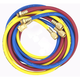 Robinair 60072 3-Piece Set of 72 in. Enviro-Guard Charging Hoses for R-134a