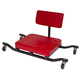 Lisle 93502 Low Rider Creeper Seat (Red)