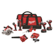 Milwaukee 2695-27 M18 18V Cordless Lithium-Ion 7-Tool Combo Kit
