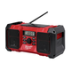 Milwaukee 2890-20 M18 18V Heavy-Duty Jobsite Radio (Bare Tool)