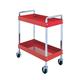 ATD 7020 2-Shelf Heavy-Duty Service Cart