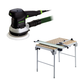 Festool C13495315 5 in. Random Orbital Finish Sander plus Multi-Function Work Table