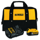 Dewalt DCB205CK 20V MAX 5.0 Ah Lithium-Ion Battery Kit with Bag