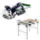 Festool C20495315 Domino XL Joiner plus Multi-Function Work Table