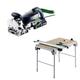 Festool C22495315 Domino XL Joiner Set plus Multi-Function Work Table