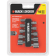 Black & Decker 71-080 10-Piece Nutdriver Set