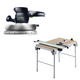 Festool C6495315 Orbital Finish Sander plus Multi-Function Work Table