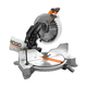 Factory Reconditioned Ridgid ZRR4122 12 in. Dual Bevel Compound Miter Saw with Laserguide