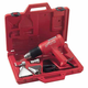 Milwaukee 8985 Variable Temperature Heat Gun, 140 degrees F-1040 degrees F with Accessory Set